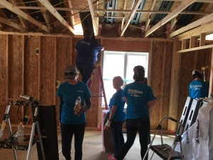 Alan and Sharon Braun Foundation Build – Habitat for Humanity of